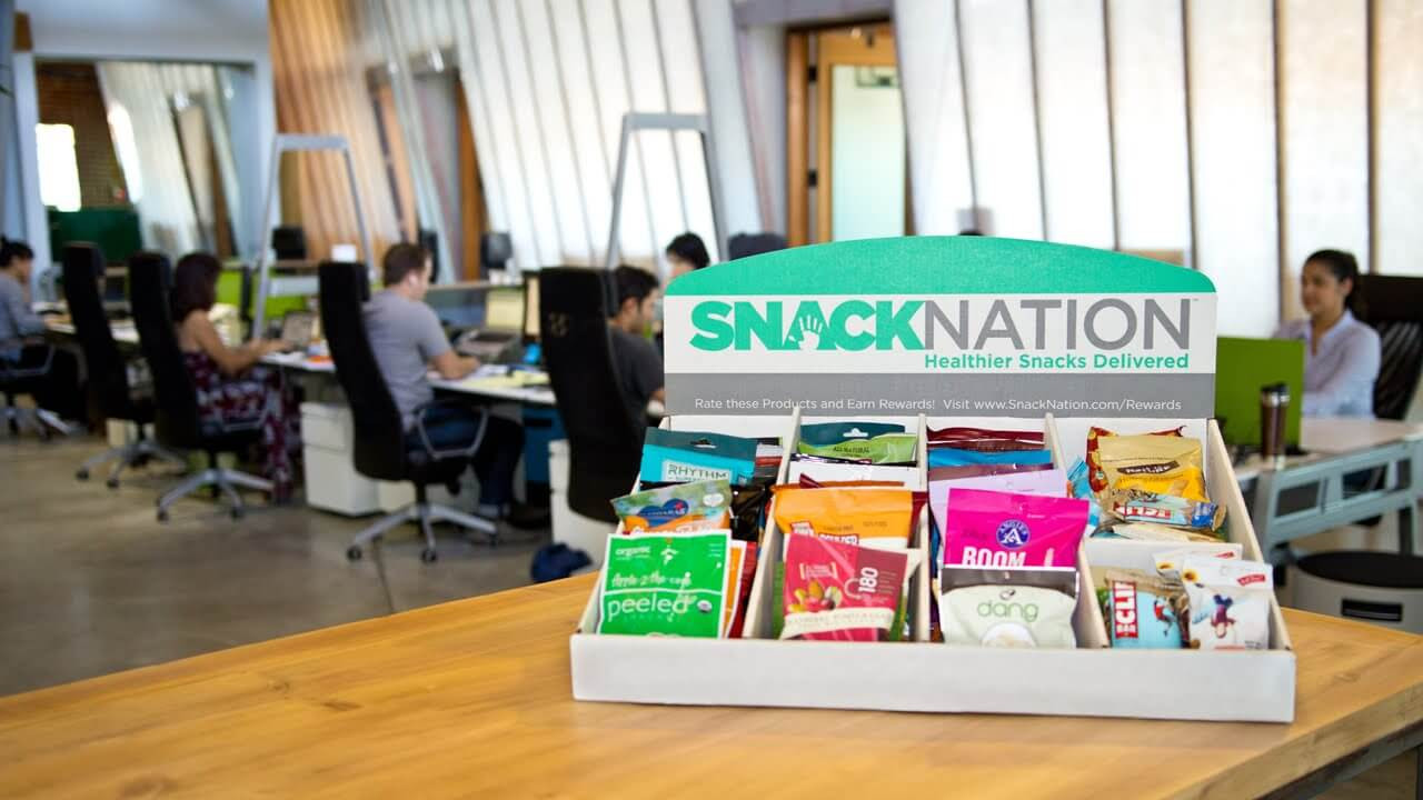 Healthy Office Snacks Delivered  Healthy Snacks Delivered 10 Best Subscription Boxes for