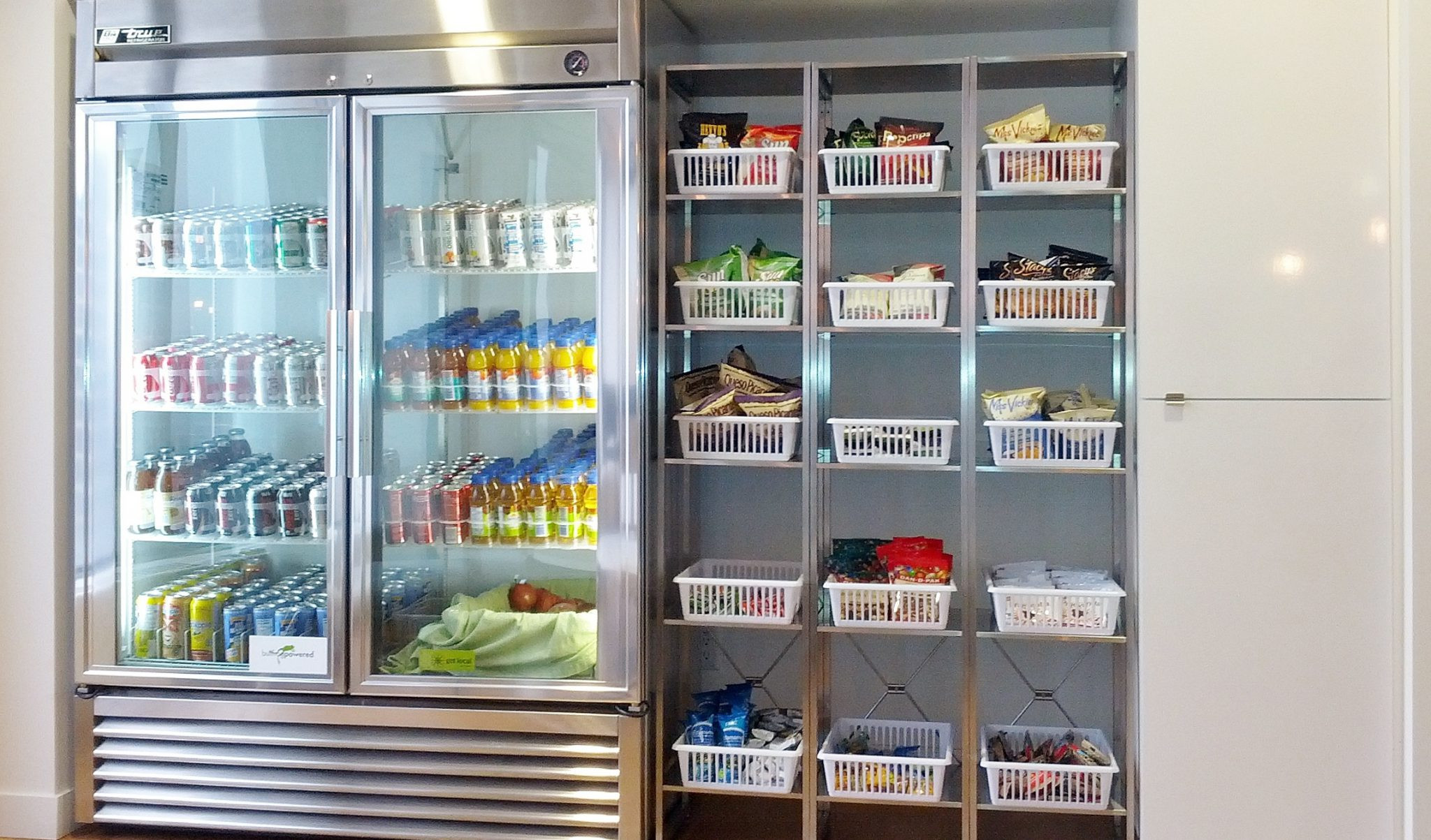 """Healthy Office Snacks Delivered  """"Natural Source"""" Supports Corporate Wellness in Vancouver"""