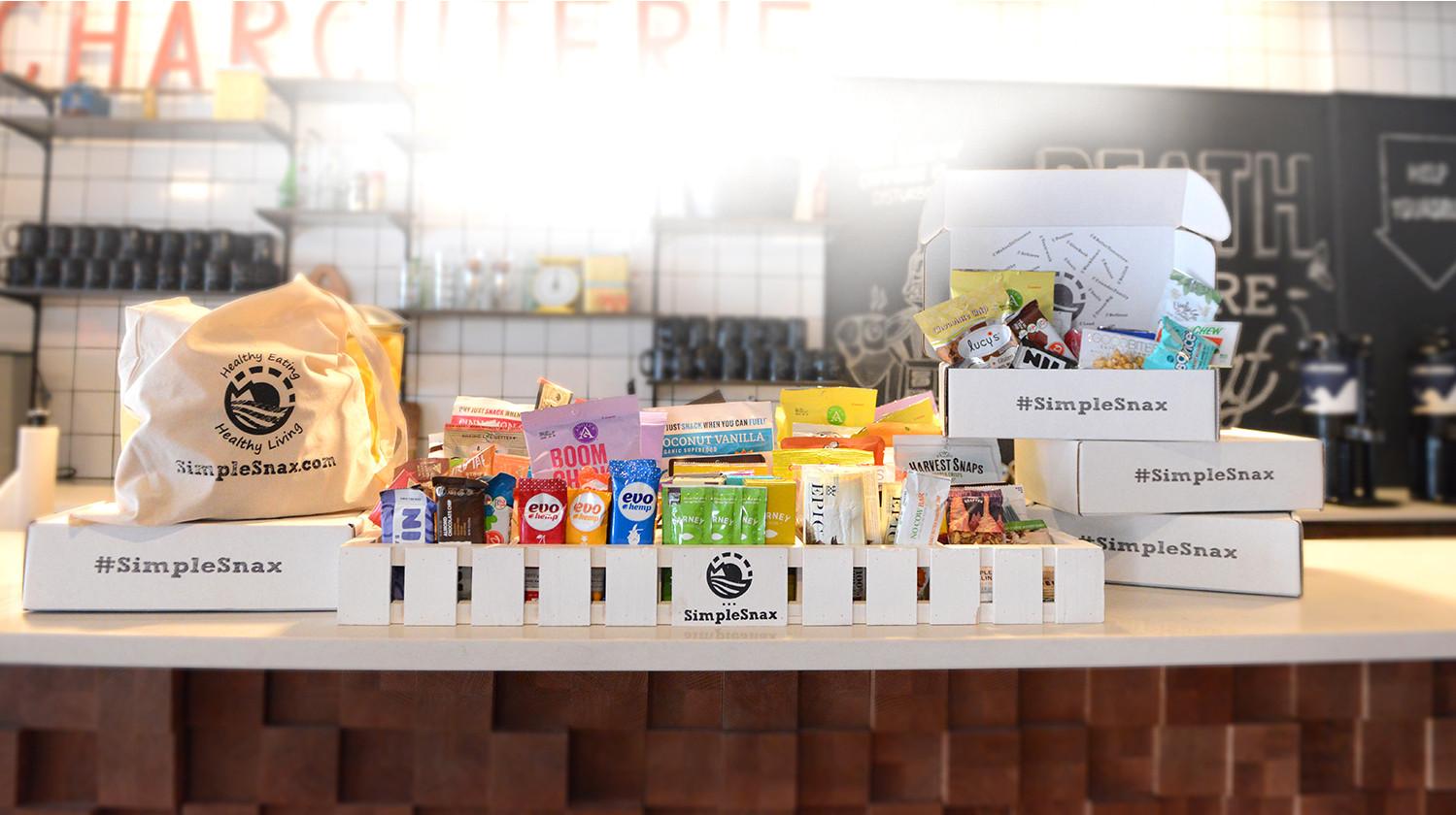 Healthy Office Snacks Delivered  Healthy fice Snacks Delivered