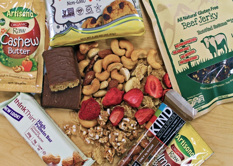 Healthy Office Snacks Delivered  Healthy fice Snacks That Won t Make You Fat female