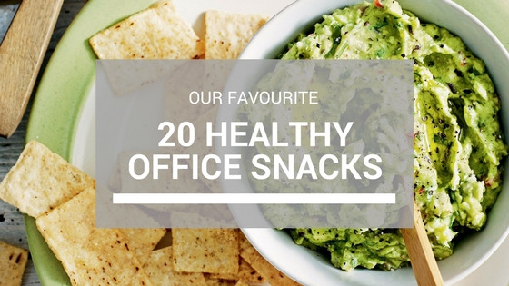 Healthy Office Snacks  20 Healthy fice Snacks That ll Make Your Colleagues
