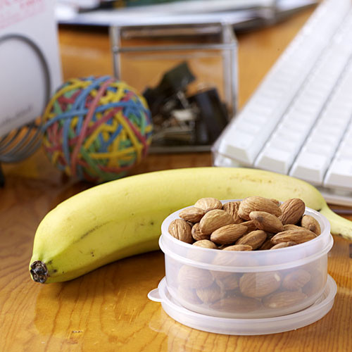 Healthy Office Snacks  Healthy fice Snacks Cooking Light