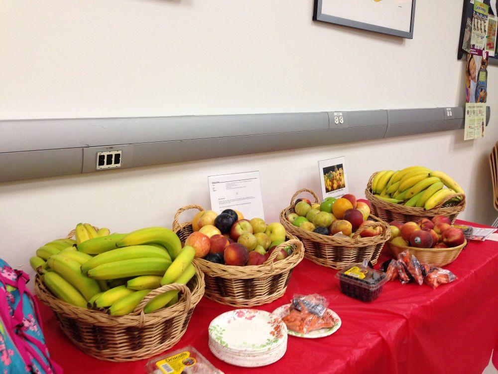 Healthy Office Snacks  Healthy snacks in the employe Alexza Pharmaceuticals