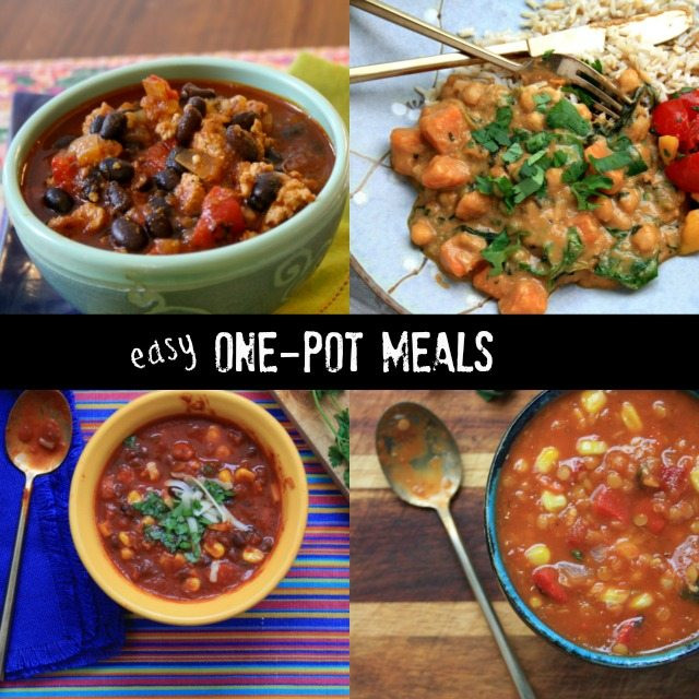 Healthy One Pot Dinners  4 Healthy e Pot Meals to Try This Week Crosby s Molasses