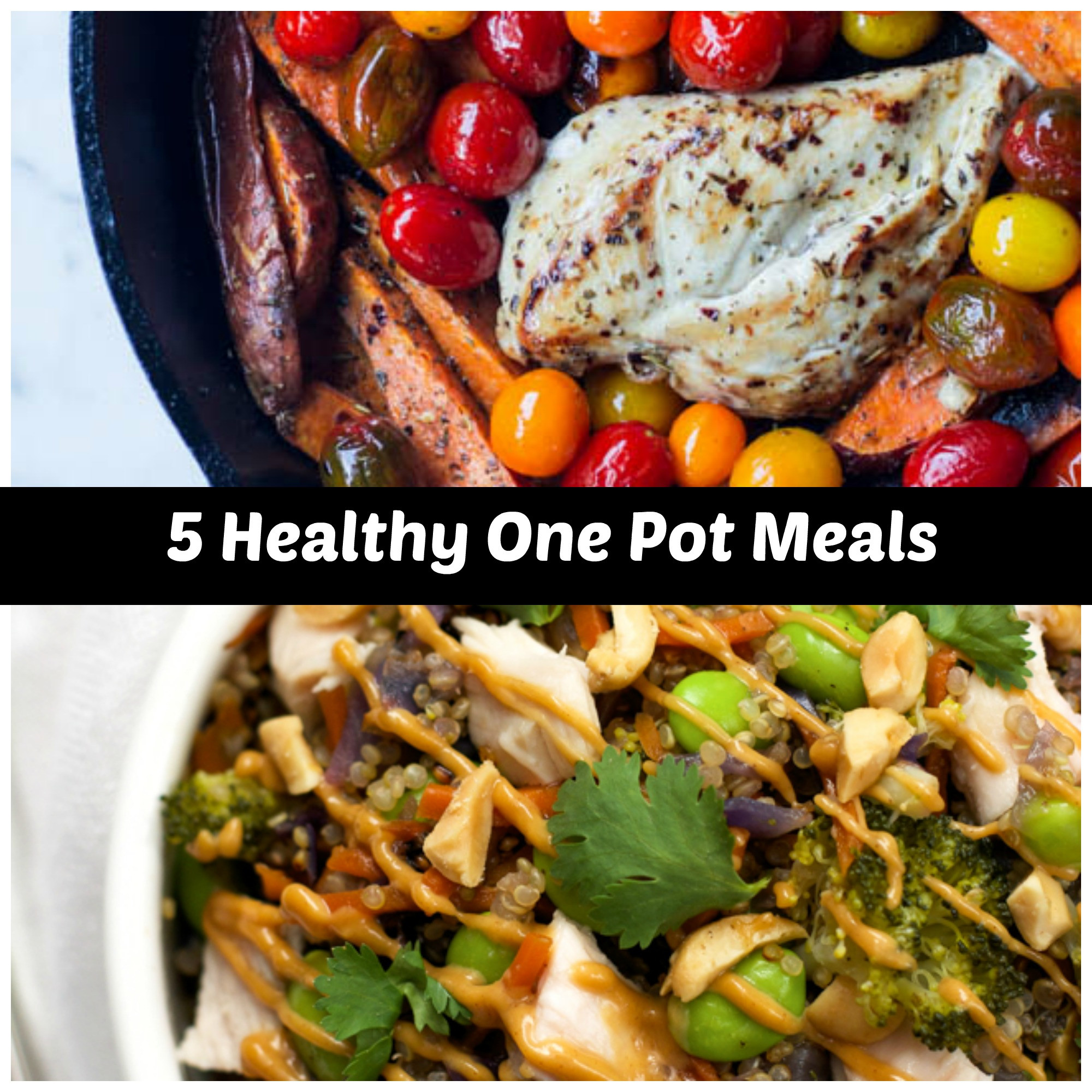 Healthy One Pot Dinners  5 Healthy e Pot Meals You Need to Try