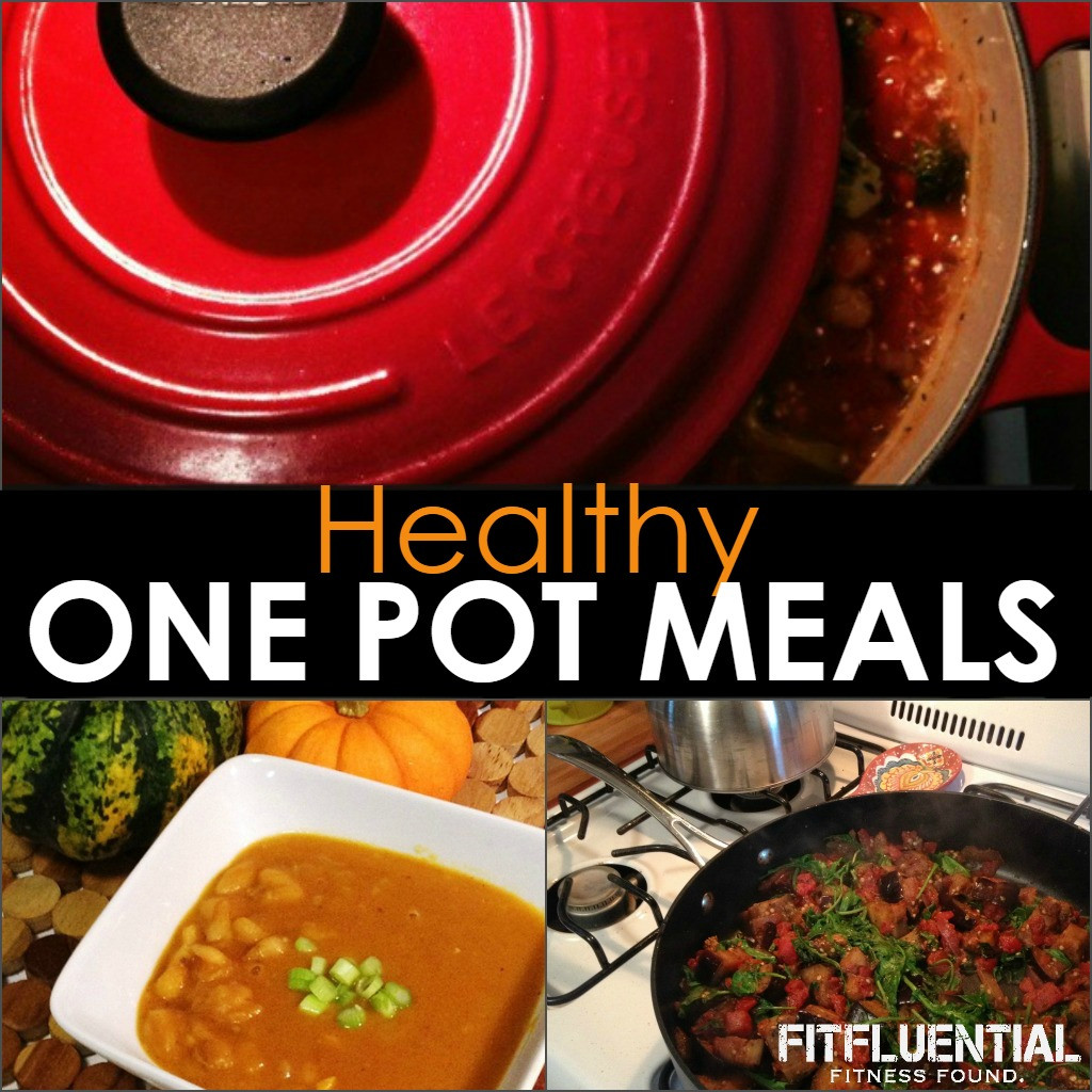 Healthy One Pot Dinners  Healthy e Pot Meals FitFluential