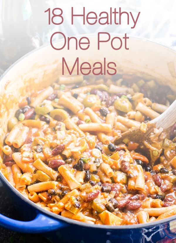 Healthy One Pot Dinners  18 Healthy e Pot Meals iFOODreal Healthy Family Recipes
