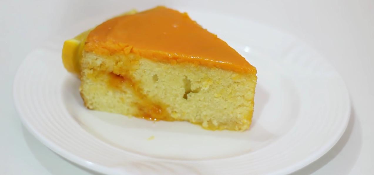 Healthy Orange Dessert Recipes  Easy Delicious And Healthy Orange Cake Recipe for Dessert