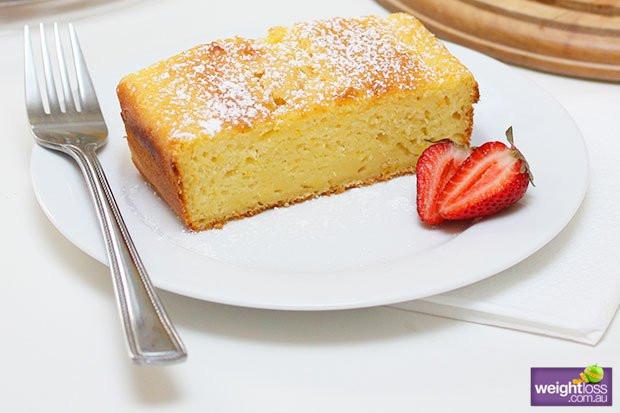 Healthy Orange Dessert Recipes  Orange & Yoghurt Cake