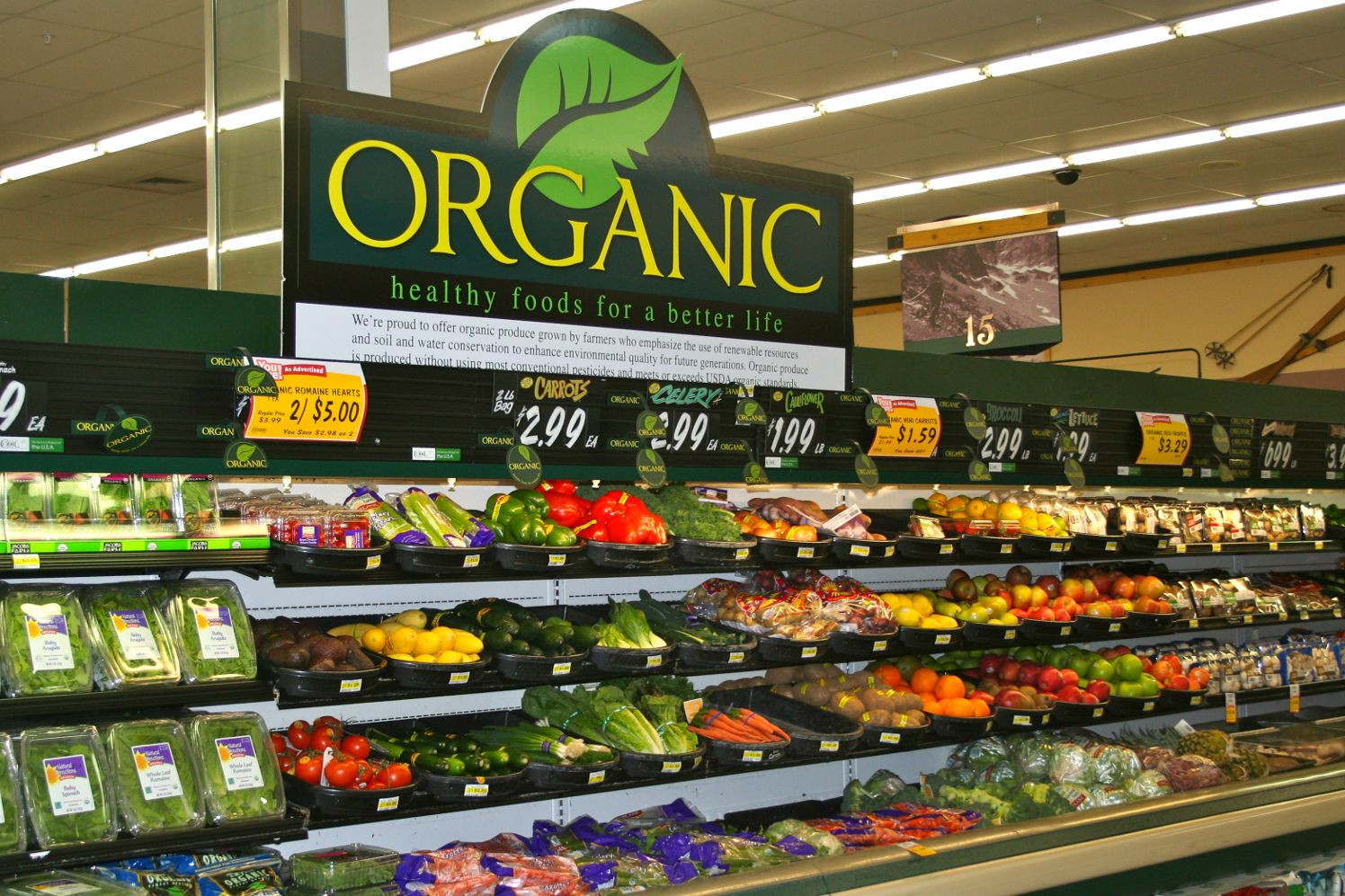 Healthy Organic Snacks  Sorry Monsanto Organic Food Demand is Absolutely