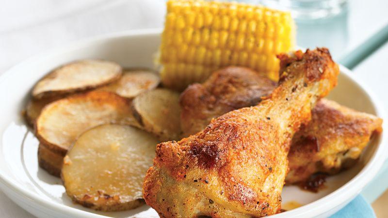 Healthy Oven Baked Chicken Recipes  Oven Baked Chicken Recipe BettyCrocker
