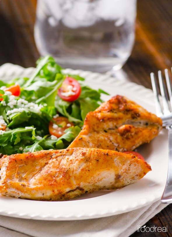 Healthy Oven Baked Chicken Recipes  healthy baked chicken
