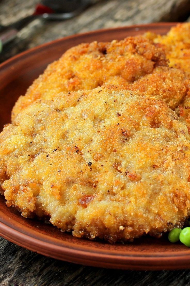 Healthy Oven Baked Pork Chops  Baked Pork Chops with Buttery Cracker Crust