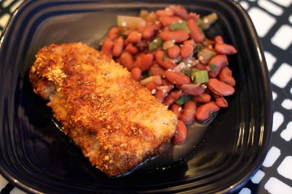 Healthy Oven Baked Pork Chops  Moms Who Think Healthy Baked Pork Chops Recipe