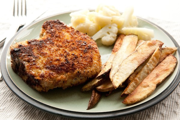 Healthy Oven Baked Pork Chops  Oven Fried Pork Chops – Delicious Dietary Recipe You Must
