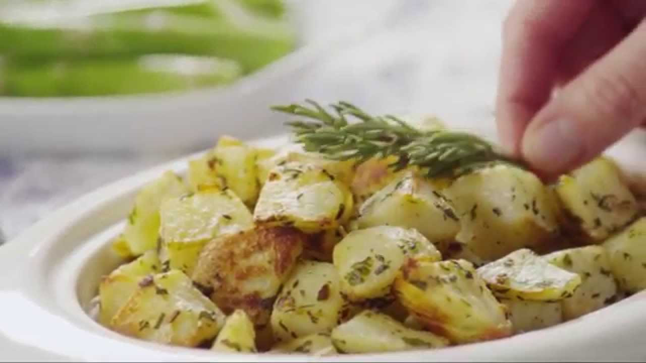 Healthy Oven Roasted Potatoes  How to Make Oven Roasted Potatoes