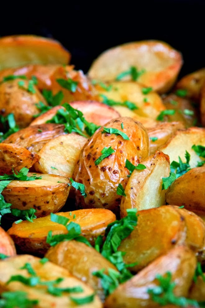Healthy Oven Roasted Potatoes  Oven Roasted Potatoes