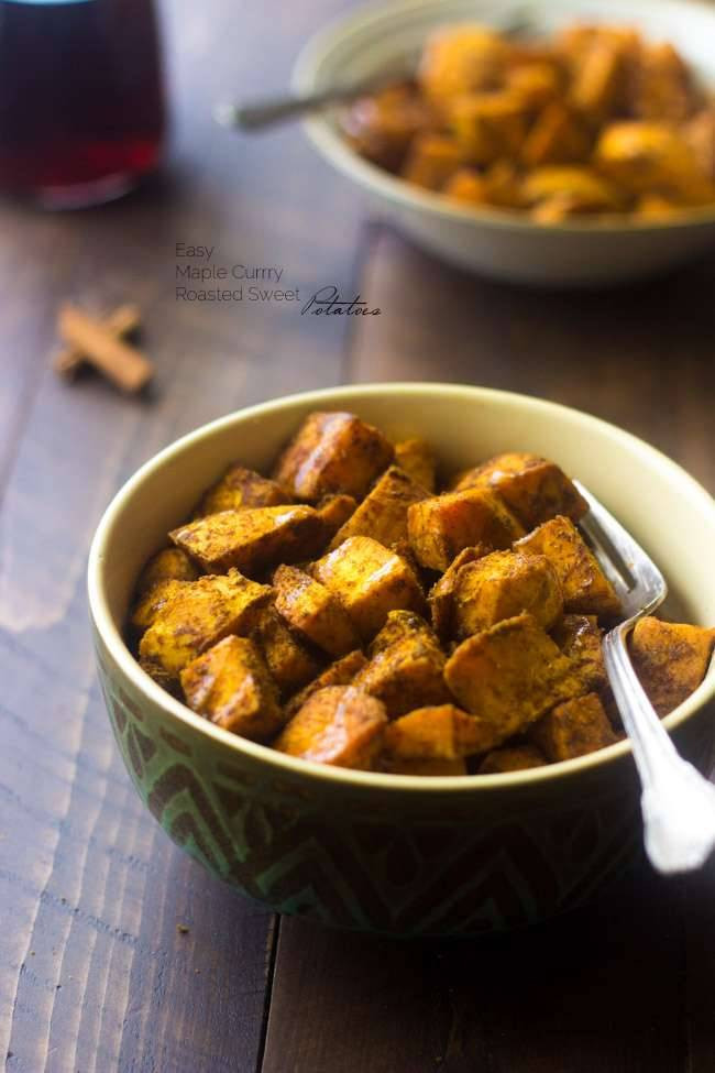 Healthy Oven Roasted Sweet Potatoes  Paleo Maple Oven Roasted Sweet Potatoes in Coconut Oil