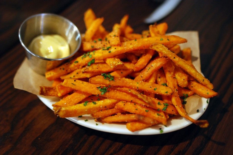 Healthy Oven Roasted Sweet Potatoes  Oven Baked Sweet Potato Fries