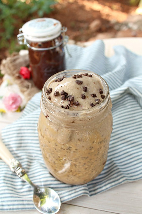 Healthy Overnight Oats  50 Best Overnight Oats Recipes for Weight Loss