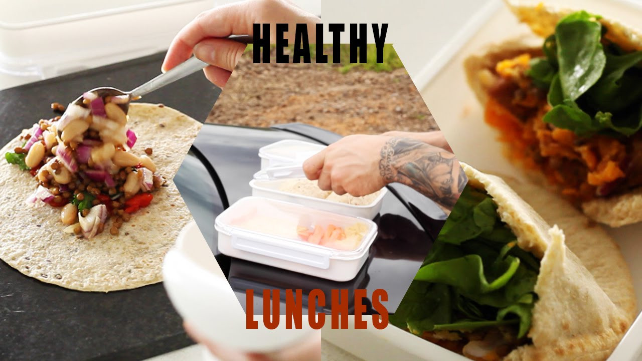 Healthy Packable Lunches  Simple & Healthy Packable Lunches