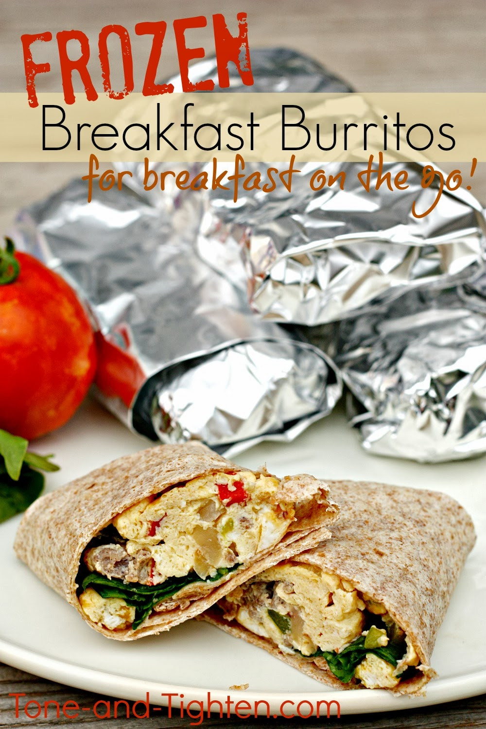 Healthy Packaged Breakfast  20 Easy and Healthy Freezer Meals