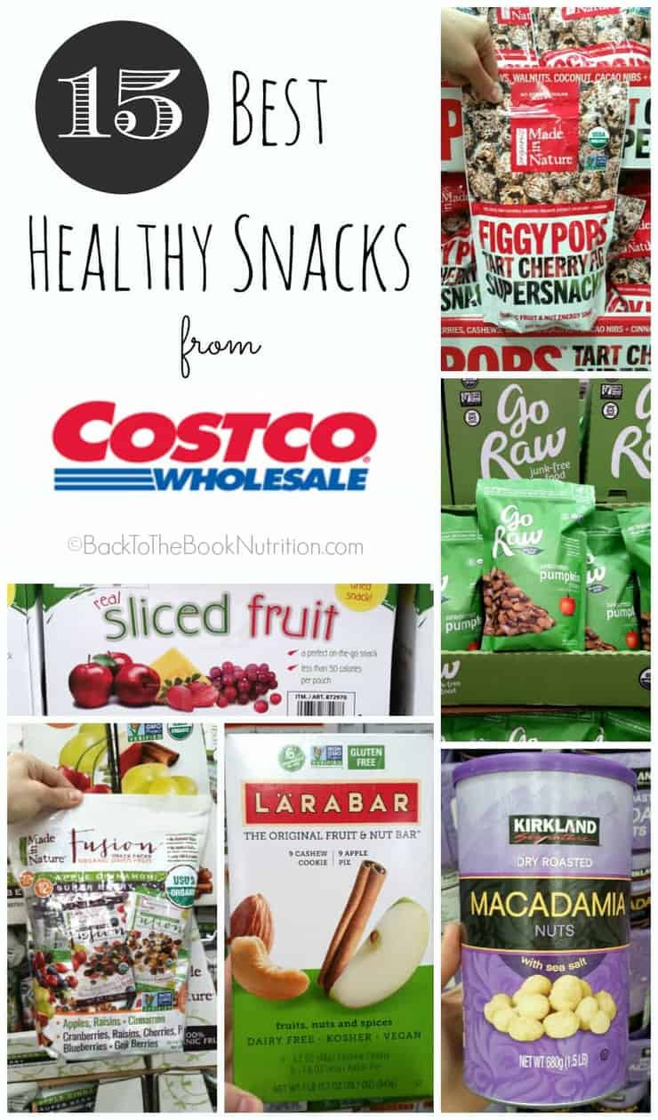 Healthy Packaged Snacks  Best Healthy Snacks from Costco