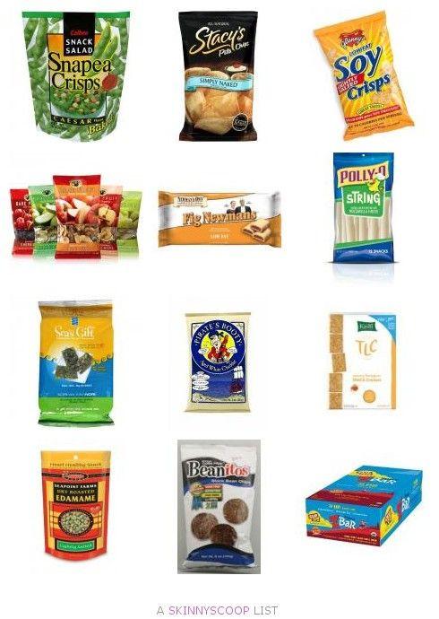 Healthy Packaged Snacks  Healthy Packaged Snacks for Kids Sweet Food