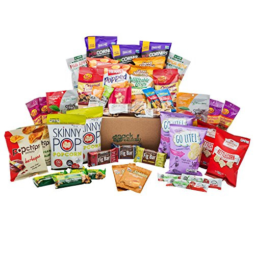 Healthy Packaged Snacks List  Packaged Snacks Amazon