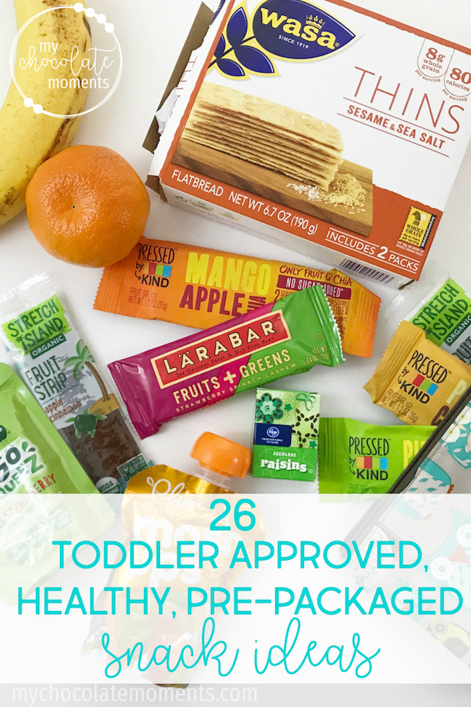 Healthy Packaged Snacks  26 toddler approved healthy pre packaged snacks