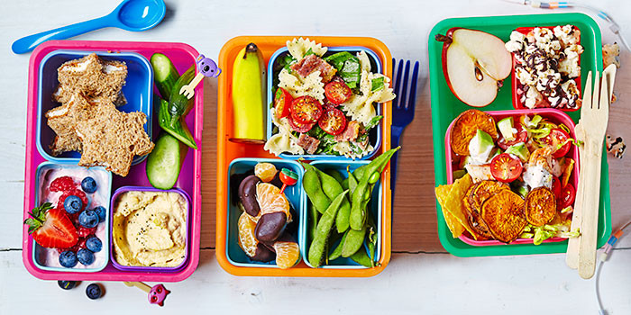 Healthy Packed Lunches For School  School packed lunch inspiration