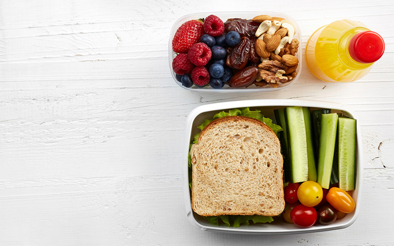 Healthy Packed Lunches For School  Healthy Packed Lunch Ideas For Your Children To Take To School