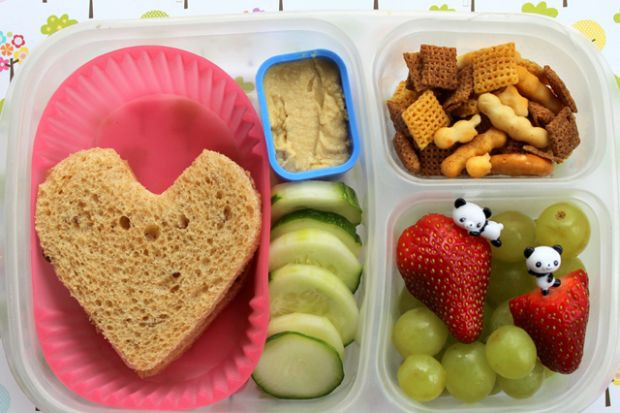 Healthy Packed Lunches For School  Healthy School Lunch