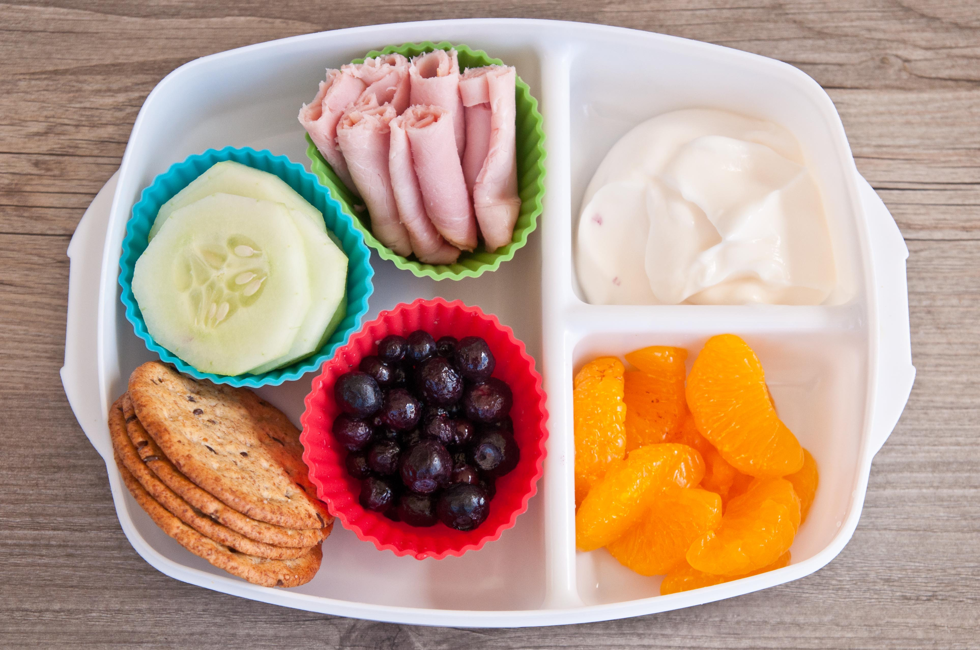 Healthy Packed Lunches For School  School Lunch Versus Packed Lunch Interesting Research and