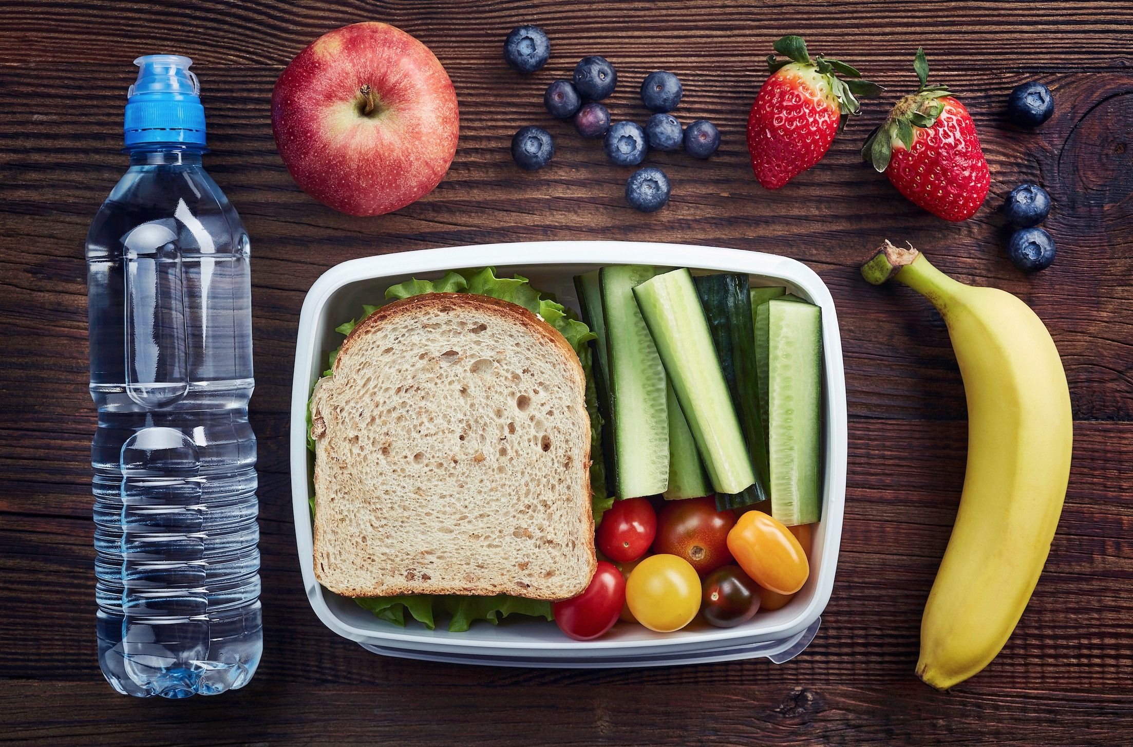 Healthy Packed Lunches For School  School lunchboxes