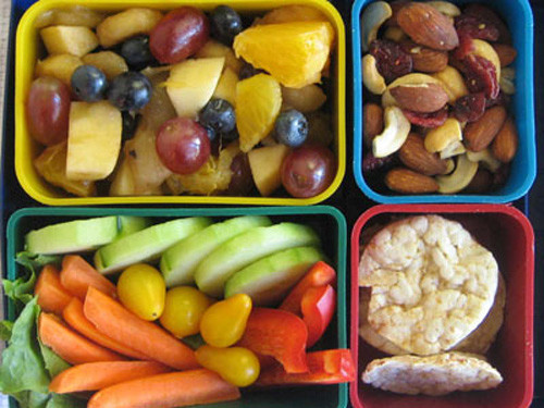 Healthy Packed Lunches For School  Back to School Healthy Tips for Your Kids