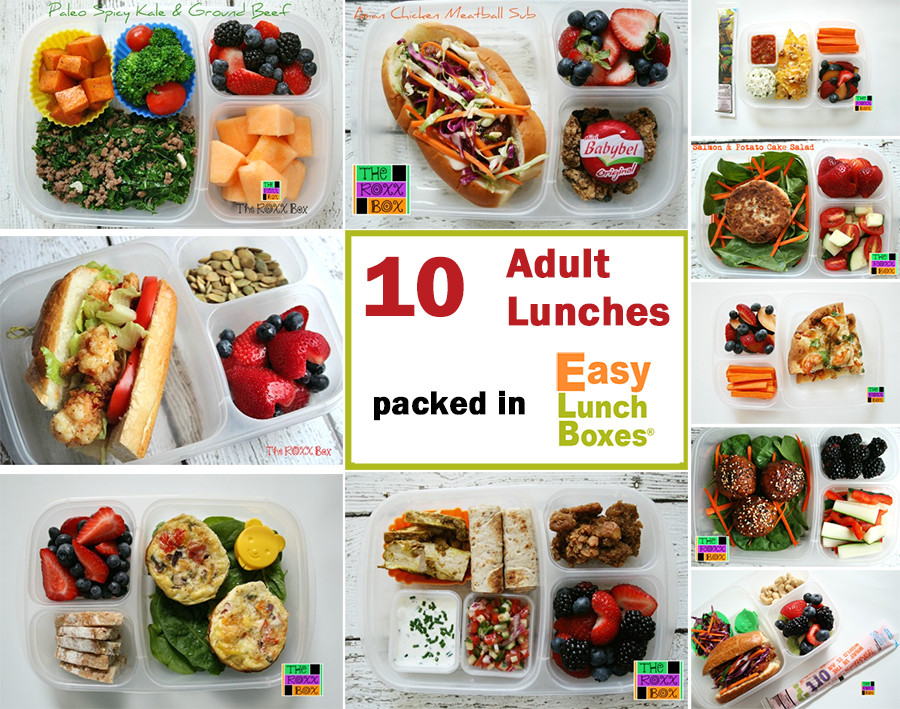 Healthy Packed Lunches For Work  Over 100 of the best packed lunch ideas for work