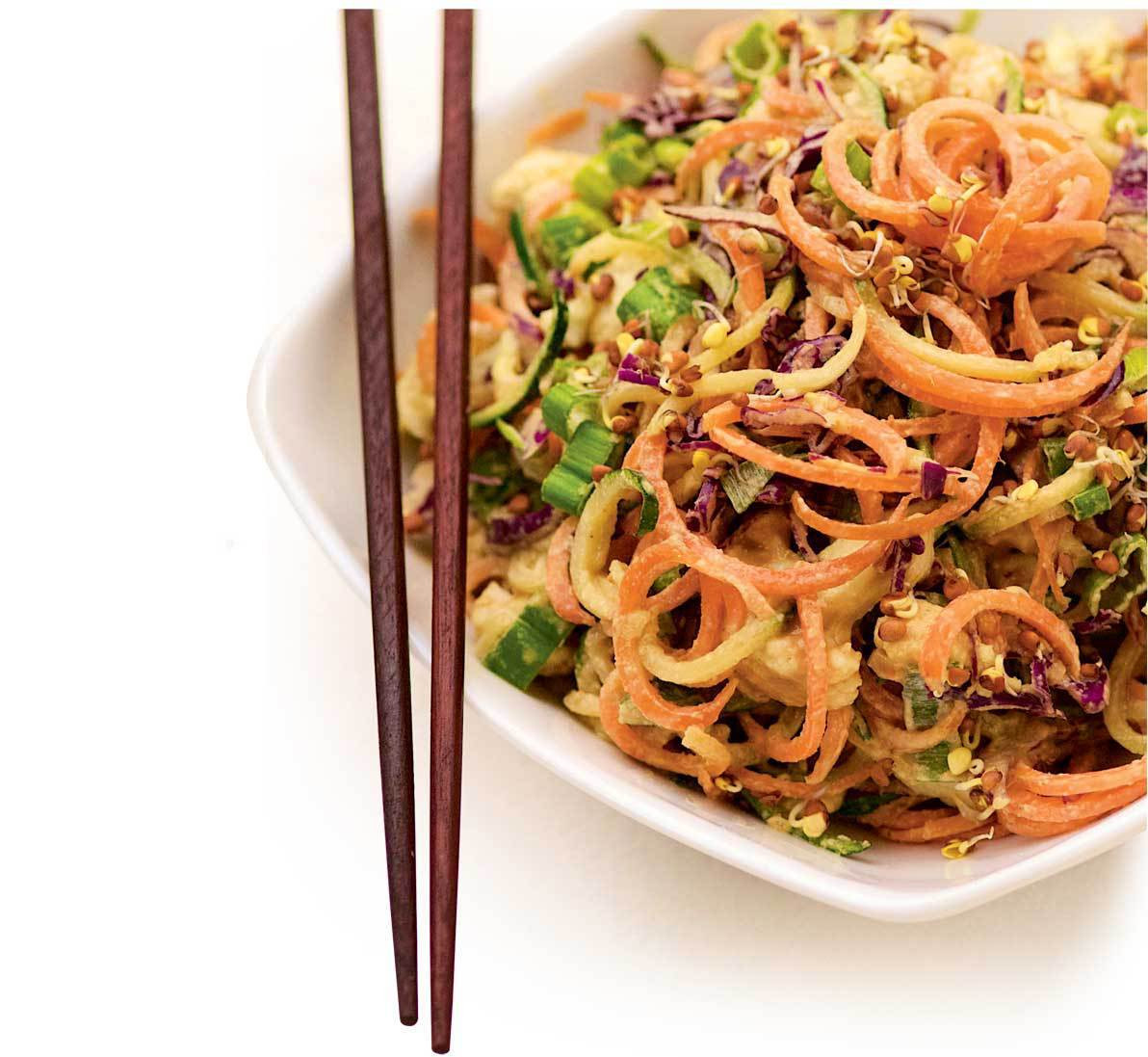 Healthy Pad Thai Recipe  The anti inflammation t detox and a healthy raw pad