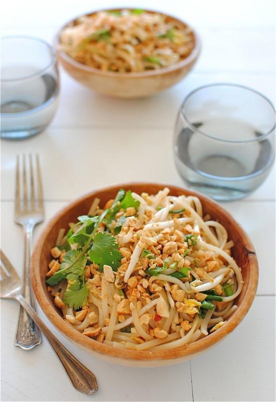 Healthy Pad Thai Sauce  Easy Pad Thai