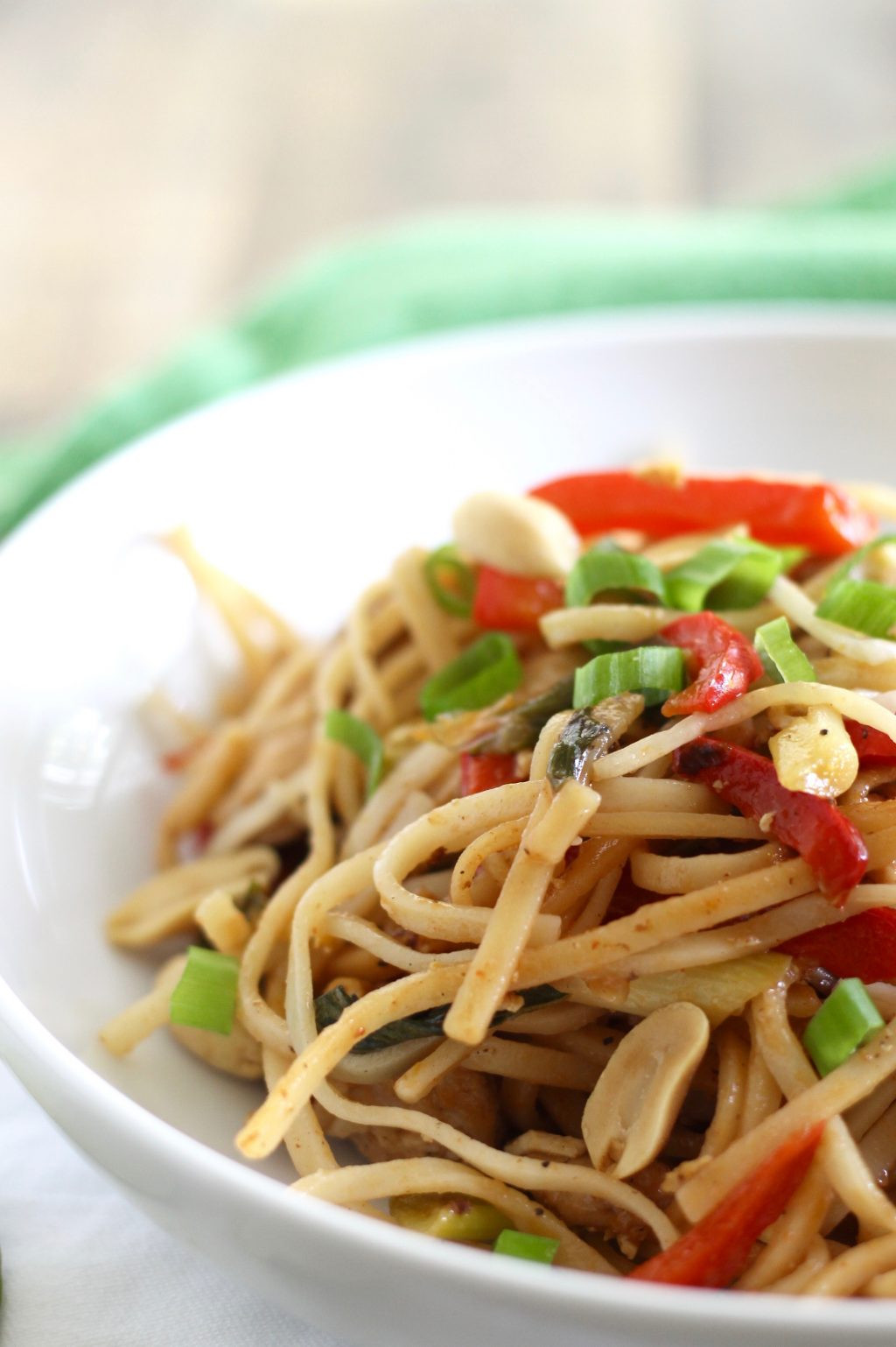 Healthy Pad Thai Sauce  Healthy Pad Thai with Chicken Recipe Little Chef Big