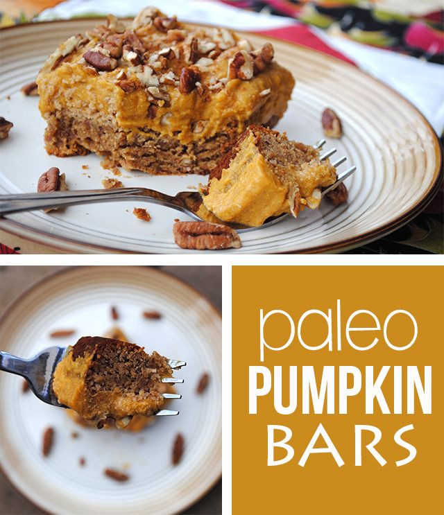 Healthy Paleo Desserts  126 best images about Pumpkin recipes on Pinterest