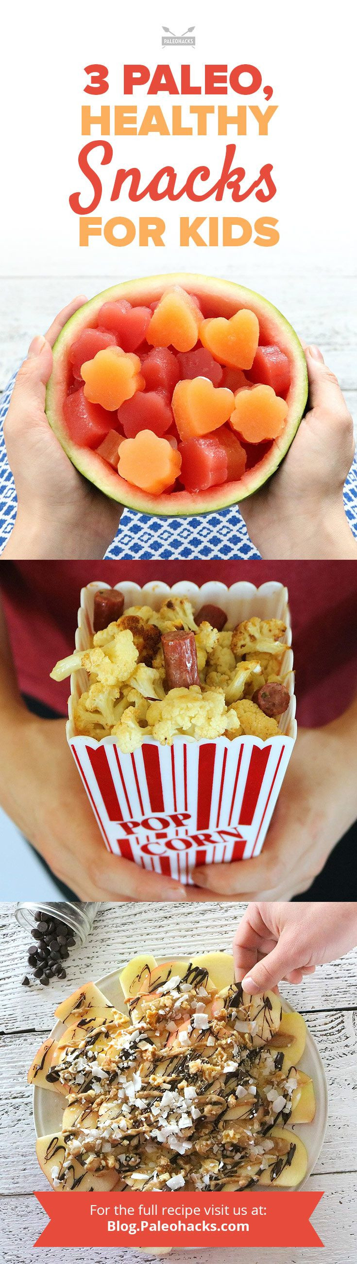 Healthy Paleo Snacks  3 Paleo Healthy Snacks for Kids