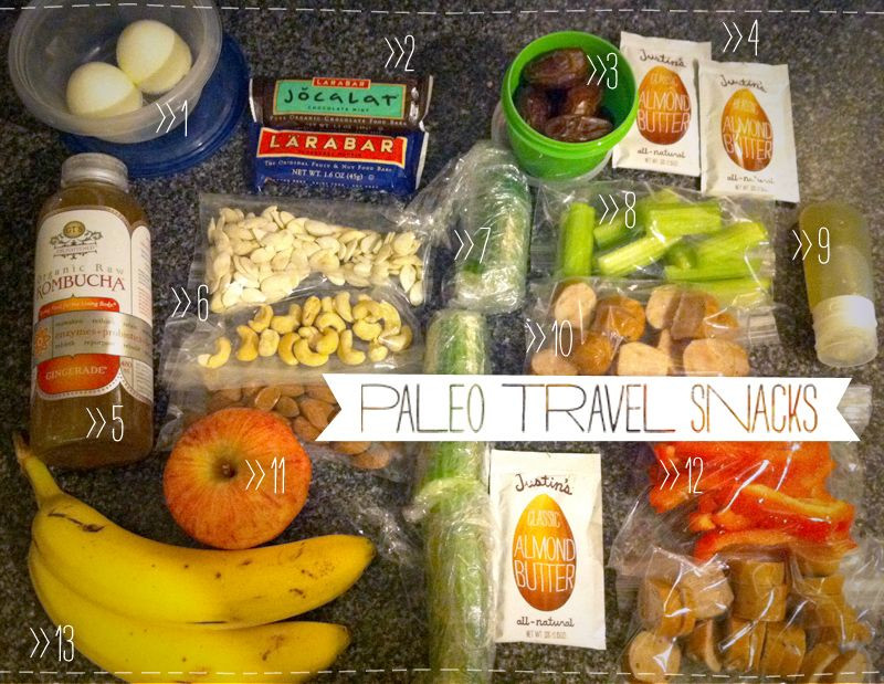 Healthy Paleo Snacks  Best 25 Healthy travel snacks ideas on Pinterest
