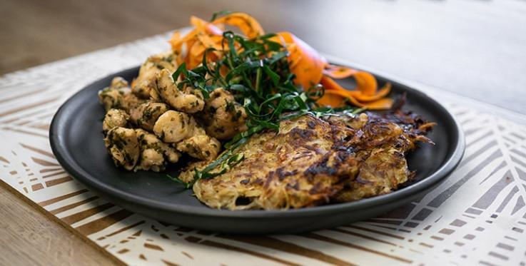 Healthy Pan Fried Chicken  Pan Fried Chicken Dinner