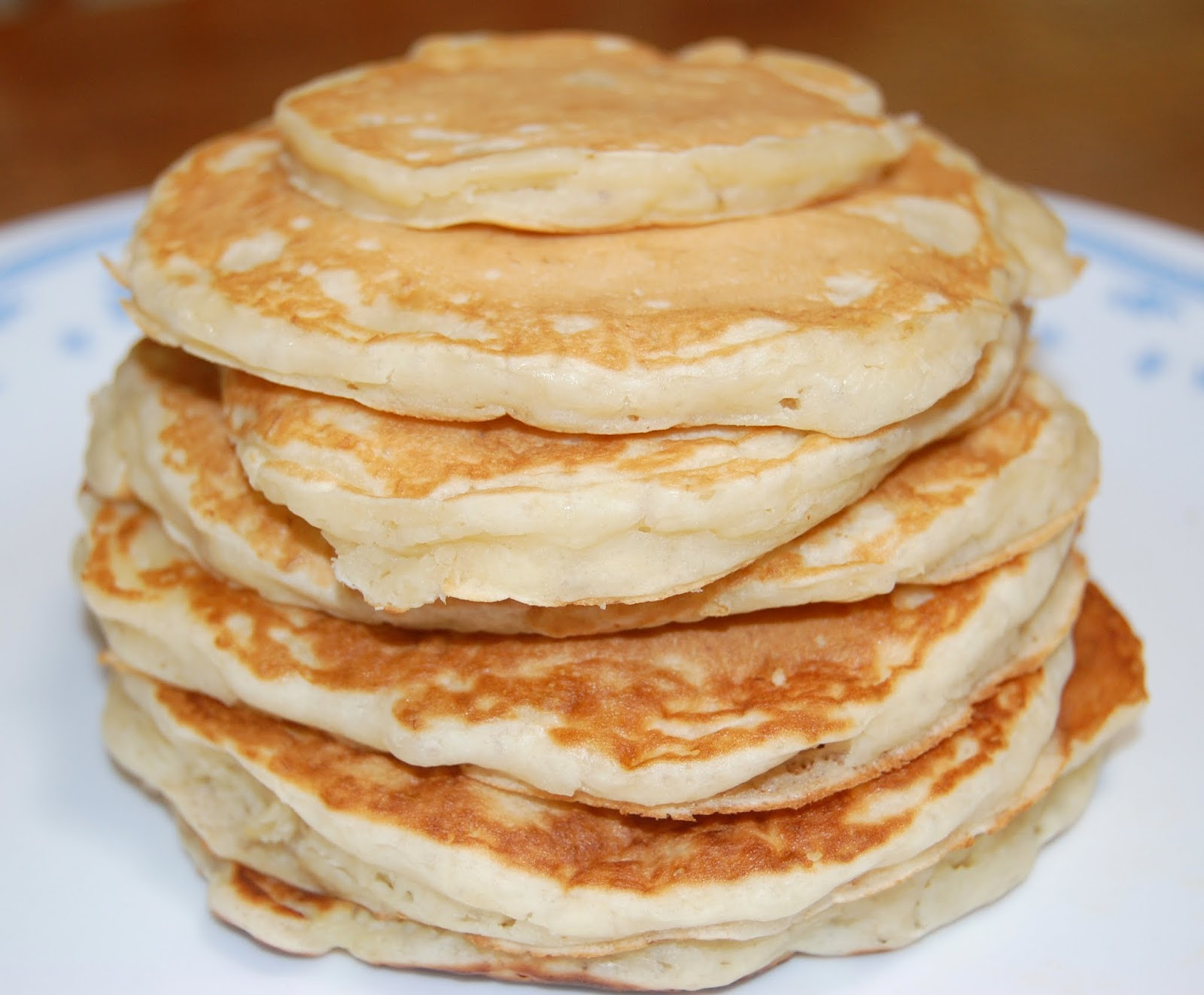 Healthy Pancakes From Scratch  Too Spicy Almond Milk Pancakes