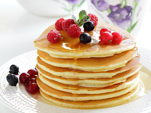 Healthy Pancakes From Scratch  healthy pancake recipe from scratch
