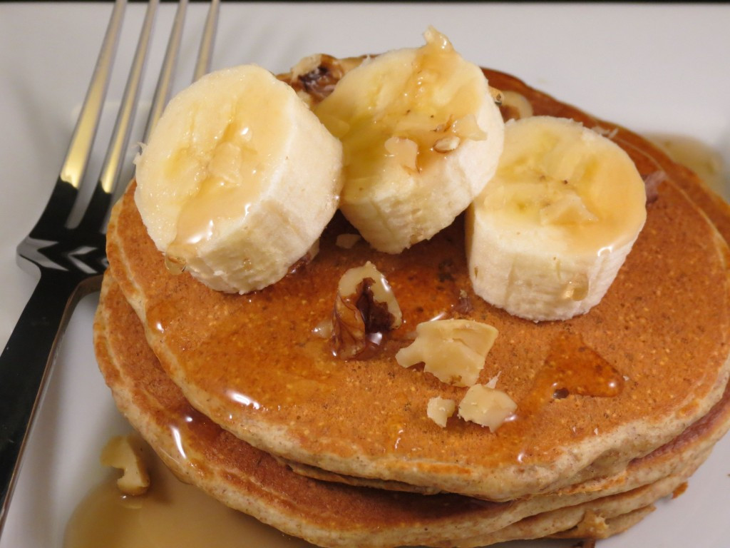 Healthy Pancakes From Scratch  Healthy Whole Wheat Buttermilk Pancakes From Scratch