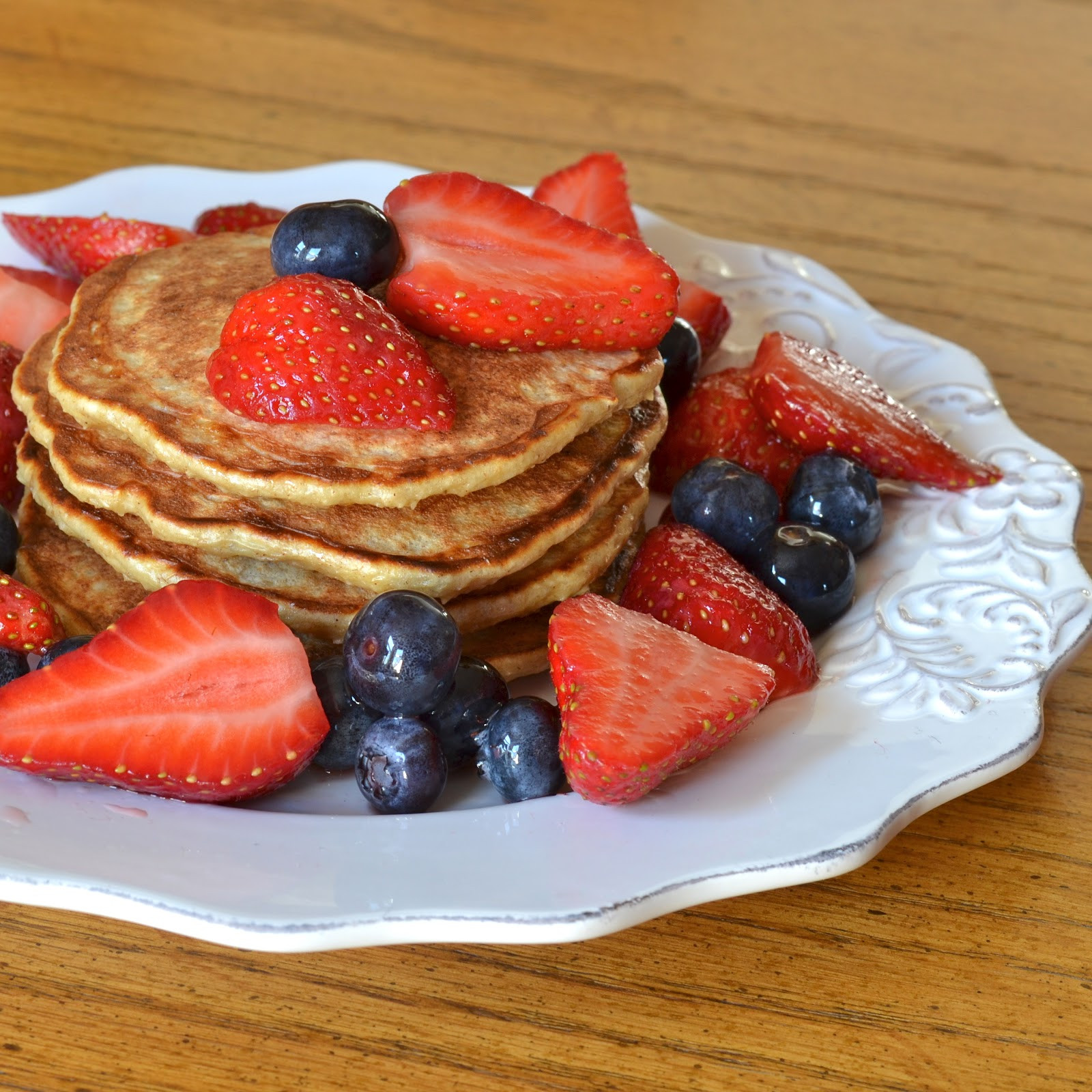 Healthy Pancakes Recipe  healthy pancake recipe from scratch