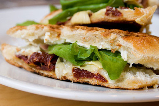 Healthy Panini Recipes  Cook the Book Healthy and Delicious Artichoke Oven
