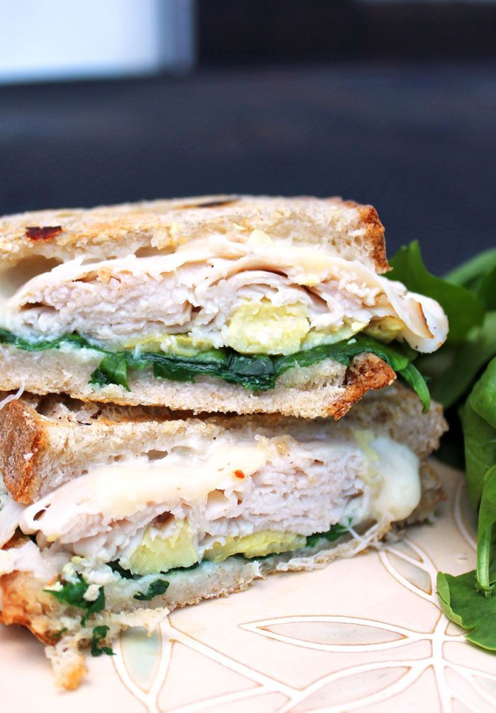 Healthy Panini Recipes  44 best images about Recipes with Marinated Artichokes on